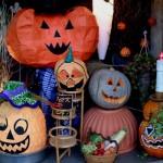 ハロウィンの子供の仮装は100均で手作り! 簡単かぼちゃ!