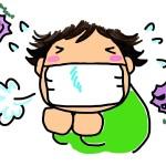 風邪で咳が長引く原因は? 黄色い痰が出る場合は?