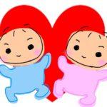 双子を妊娠する確率を上げる食べ物ってあるの? 男女比率は?