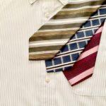 入学式で来賓(パパ・父親)のネクタイの色は何色がいい? 結び方は?