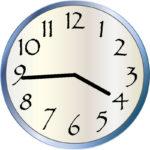 4時44分をよく見るのは何故? 意味はあるの?